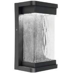Crux luminario para sobreponer en muro exterior tecnolite